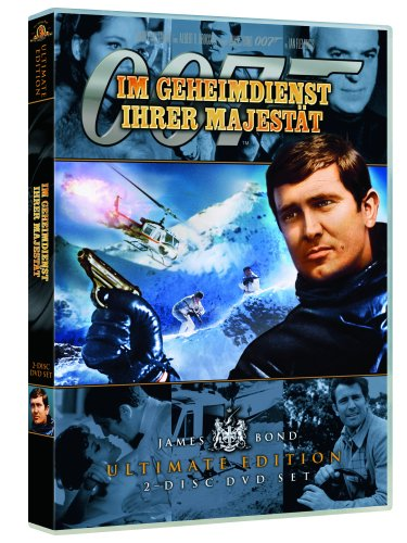 James Bond 007 Ultimate Edition - Im Geheimdienst Ihrer Majestät (2 DVDs)
