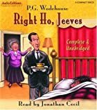 img - for Right Ho, Jeeves (Audio Editions) book / textbook / text book