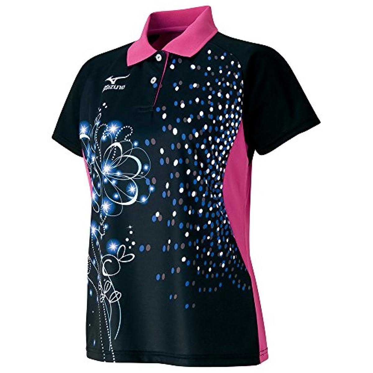 [해외] (미즈노)MIZUNO 탁구 웨어 게임 셔츠 82JA6802[레이디스] (2016-09-01)