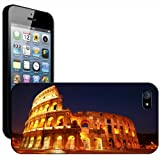 Roman Colosseum in Rome Italy Hard Case Clip On Back Cover For Apple iPhone 5s