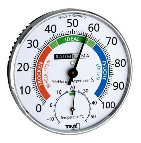 hygrometre-de-precision-klimatest-chrome-ancien-modele