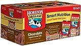 Horizon Organic Low Fat Milk, Chocolate, 8-Ounce Aseptic Cartons (Pack of 18)
