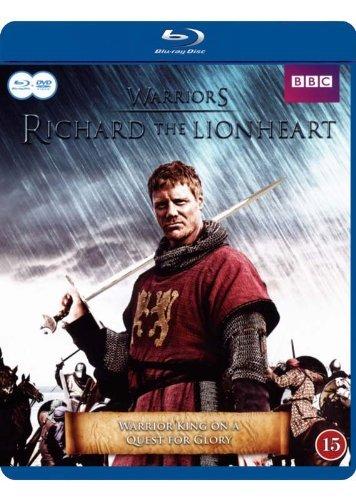 Warriors: Heroes and Villains Richard the Lionheart ( Heroes & Villains Richard the Lion heart ) ( Heroes and Villains: Rihardos o Leontokardos ) (Blu-Ray & DVD Combo) [ Origine Danese, Nessuna Lingua Italiana ] (Blu-Ray)
