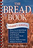 img - for The Bread Book: A Baker's Almanac by Johnson, Ellen Foscue (1994) Plastic Comb book / textbook / text book