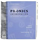 img - for Phonics Intervention: An Incremental Development (Teacher's Manual) book / textbook / text book