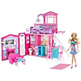 Barbie Glam House & Doll Set by Mattel
