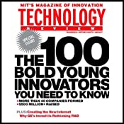 Audible Technology Review, April 2012 | [Technology Review]