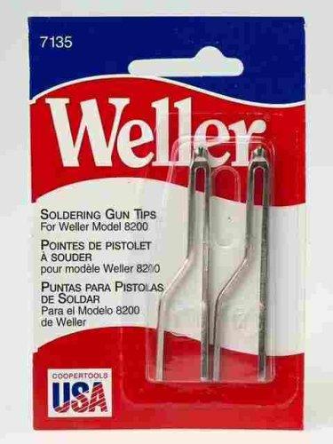 Weller-7135-Weller-Ungar-Unplated-Copper-Replacement-Tips-for-8200-3-2pkg