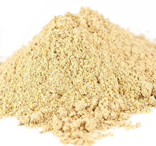 Non-GMO Grown Roasted Yellow Cornmeal, Bulk 4.6 Lb. Bag (Bulk Corn Meal compare prices)