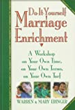 img - for Do It Yourself Marriage Enrichment book / textbook / text book