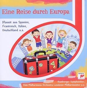 Eine Reise Durch Europa
