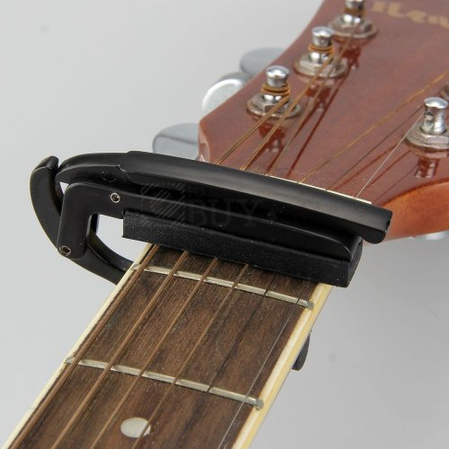 Quick Release Trigger Capo Clamp For Acoustic Electric Guitar