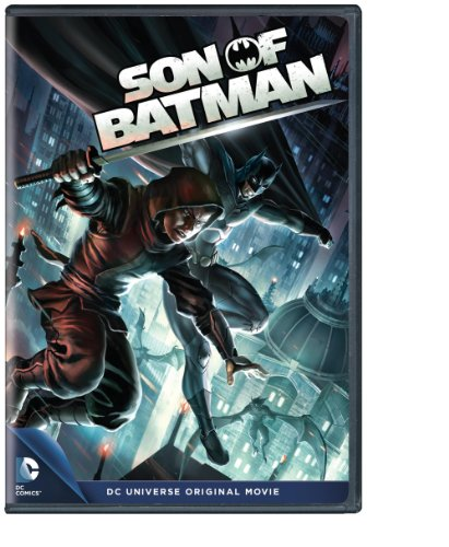Son of Batman at Gotham City Store