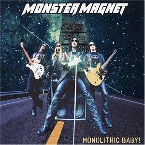 Monster Magnet - Monolithic Baby (Bonus DVD) - Zortam Music