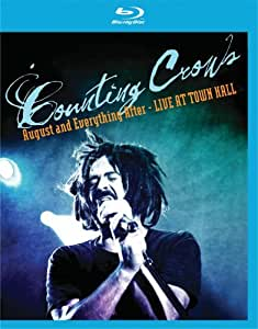 August and Everything After: Live at Town Hall [Blu-ray]
