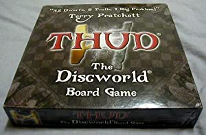 THUD! Boardgame by 3dlyx - Thingiverse