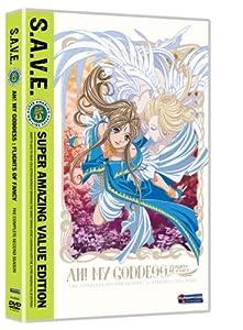Ah! My Goddess: Flights of Fancy Season 2 S.A.V.E.