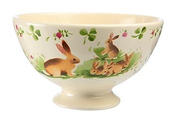 comptoir de famille bol bol du collectionneur lapins cuisine maison m166. Black Bedroom Furniture Sets. Home Design Ideas