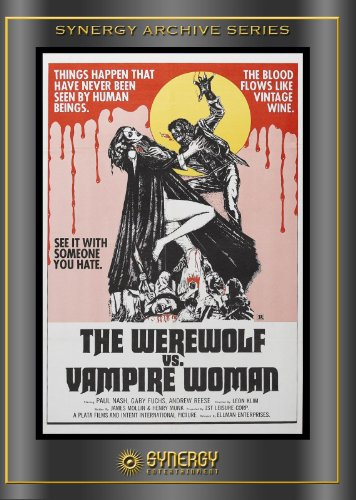 Amazon.com: Werewolf Vs Vampire Woman: Paul Naschy, Gaby