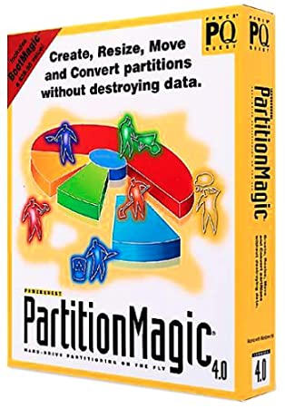 PartitionMagic 4.0 (5-user)