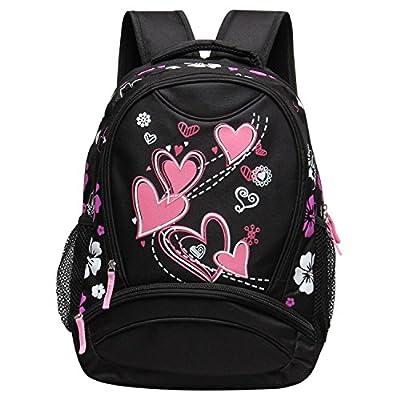 Veevan Girls Sweet Heart School Backpacks