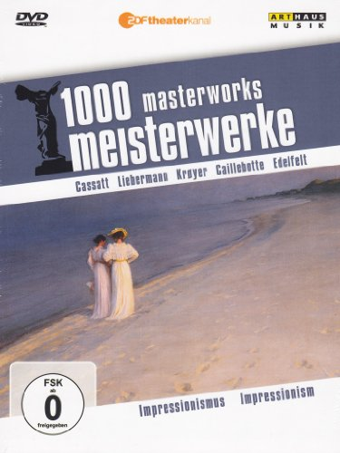 Cover art for  Impressionism: 1000 Masterworks