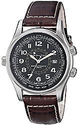Hamilton Men's H77505535 Khaki Navi UTC Automatic Watch