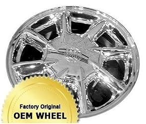 BUICK LESABRE 16X6.5 8 SPOKE Factory Oem Wheel Rim- CHROME – Remanufactured