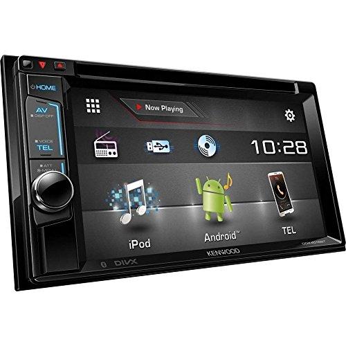 Kenwood-DDX4016BT-Doppel-DIN-VGA-Monitor-157-cm-62-Zoll-USB-DVD-Bluetooth-Freisprecheinrichtung-schwarz