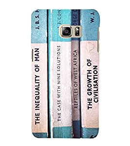 EPICCASE Books Mobile Back Case Cover For Samsung Galaxy Note 5 Edge (Designer Case)