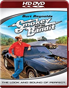 smokey and the bandit hd dvd burt reynolds. Black Bedroom Furniture Sets. Home Design Ideas