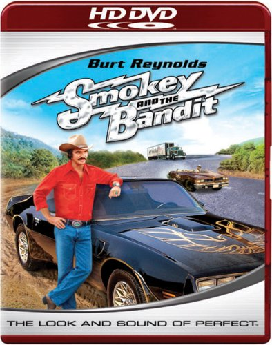Cover art for  Smokey and the Bandit [HD DVD]