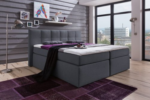 amerikanisches bett test 2016. Black Bedroom Furniture Sets. Home Design Ideas