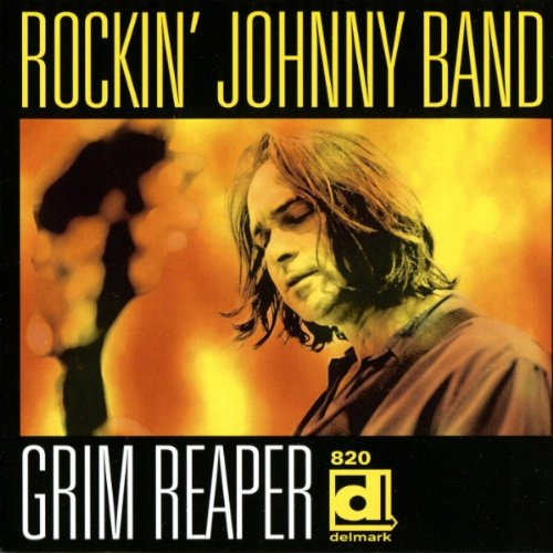 Rockin' Johnny Band - Johnny Burgin - Grim Reaper