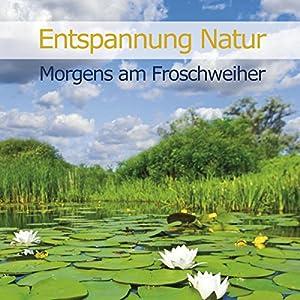 Entspannung Natur: Morgens am Froschweiher Hörbuch