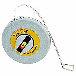 FREEMANS TOPLINE - PROFESSIONAL STEEL - MEASURING TAPE 15 METER X 9.5 MM