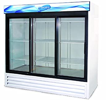 Sliding glass door refrigerator 2 doors and for 12 foot sliding glass door