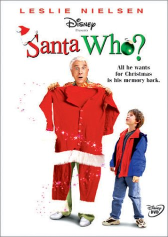Santa Who? Cover