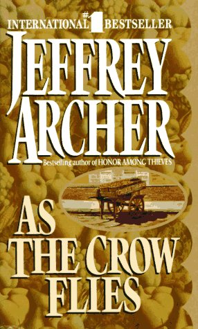 As the Crow Flies, JEFFREY ARCHER