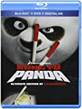 Kung Fu Panda Sebd+d/dhd [Blu-ray]