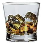 Dartington Crystal Bar Excellence Whisky Rocks Glasses