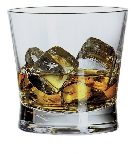 Dartington Crystal Whisky Rocks Glass (Pair)