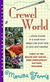 img - for Crewel World   [CREWEL WORLD] [Mass Market Paperback] book / textbook / text book