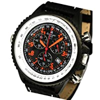 [エアロマチック1912]aeromatic1912 腕時計 ドイツ製二戦ドイツ空軍パイロット復刻 クロノグラフ A1333【並行輸入品】
