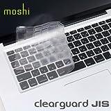 moshi clearguard (JIS) [MacBook等対応 日本語キーボードカバー]