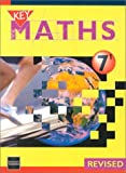 img - for Key Maths 7/1 Pupils' Book Revised Edition: Pupil's Book Year 7/1 by David Baker (2000-04-17) book / textbook / text book