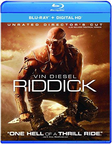 Riddick (Blu-ray with DIGITAL HD)