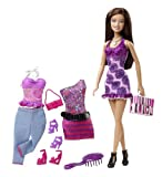 Mattel N8820 Barbie Fashion con Accesorios - Teresa