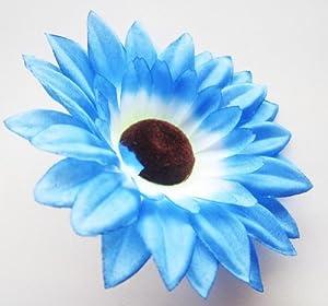 10 Gerber Flower Clip Daisy 3 Headband Baby Lot Large
