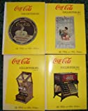 img - for Set of Coca-Cola Books that show Pictures and Prices of all Collectable Coke Items book / textbook / text book